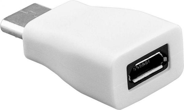 USB-C Adapter, weiß